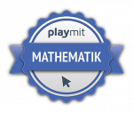 Mathematik Level 1 Urkunde Logo