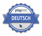Deutsch Level 1 Urkunde Logo