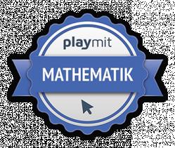 Mathematik Level 1 Urkunde Logo