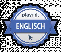 Englisch Level 2 Urkunde Logo