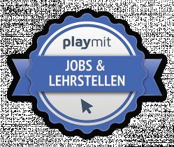 Jobs- und Lehrstellen 2020/2021 Urkunde Logo
