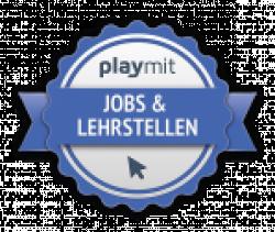 Job- und Lehrstellen 2020/2021 PRO Urkunde Logo
