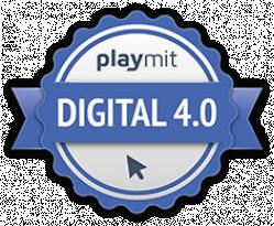Digital 4.0 Sek II Urkunde