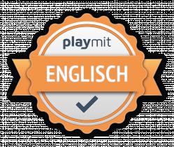 Englisch Level 1 Urkunde