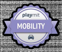 Mobilität Urkunde