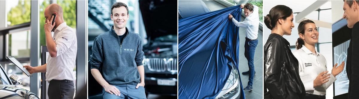 KFZ-Karosseriebautechniker Lehrling (m/w/d) bei BMW Handelsorganisation Österreich