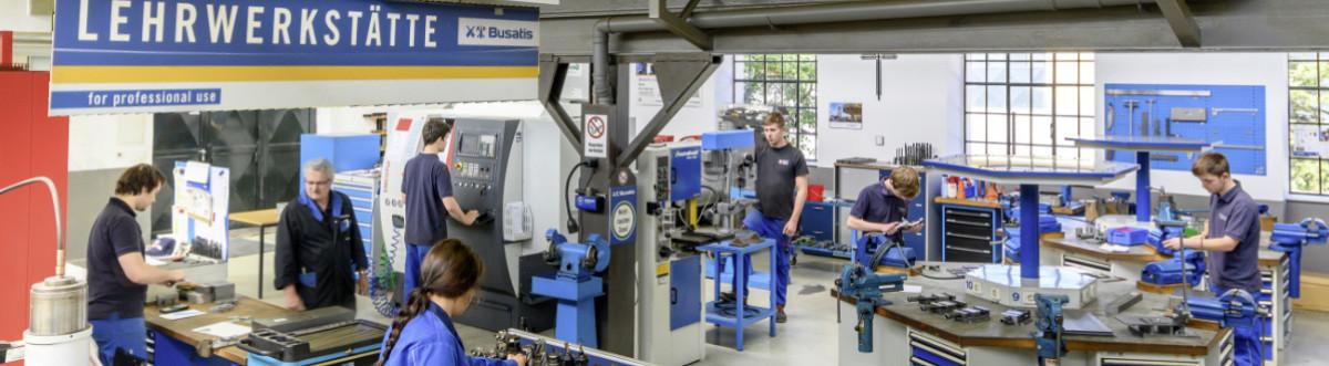 Zerspanungstechniker/in bei Busatis GmbH